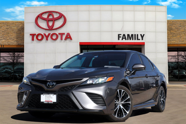 Used 2018 Toyota Camry in Arlington, TX