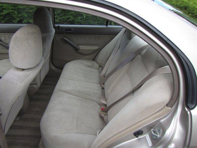 Used 2001 Honda Civic LX