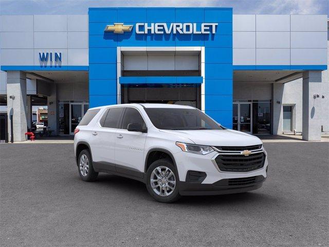 2020 Chevrolet Traverse LS FWD 4dr LS w/1LS Gas V6 3.6L/217 [13]