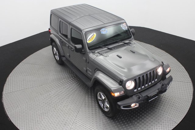 2019 Jeep Wrangler Unlimited for sale 124133 2