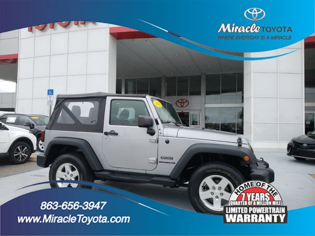 Used 2014 Jeep Wrangler in Haines City, FL