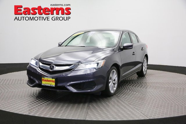 2017 Acura ILX Technology Plus 4dr Car