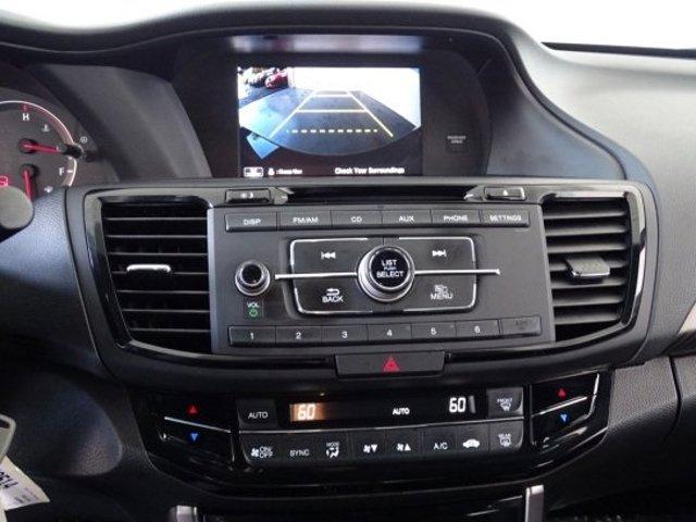 Used 2017 Honda Accord Sedan Sport CVT