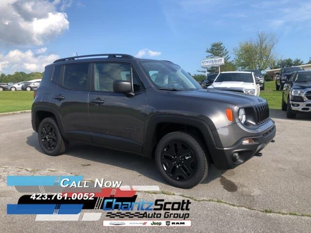 New 2019 Jeep Renegade in , AL