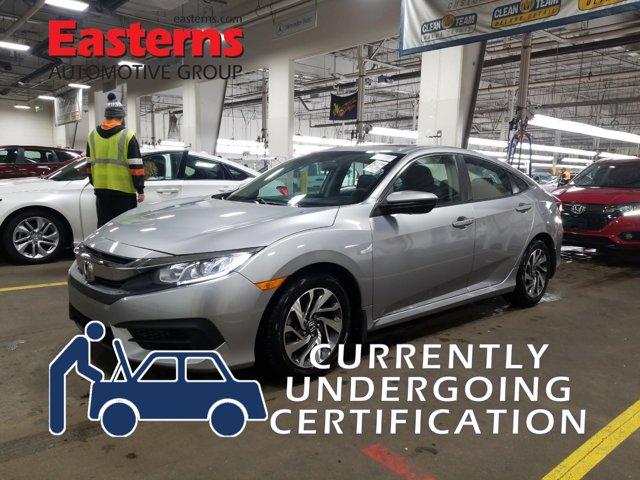 2017 Honda Civic EX 4dr Car