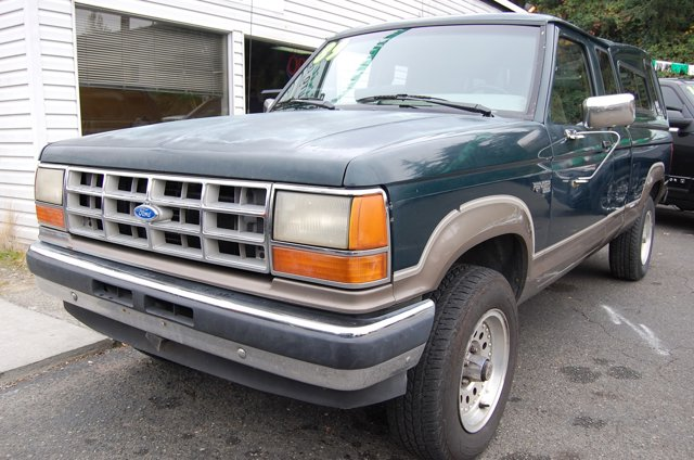 Used 1989 Ford Ranger Supercab Styleside 125 WB 4WD