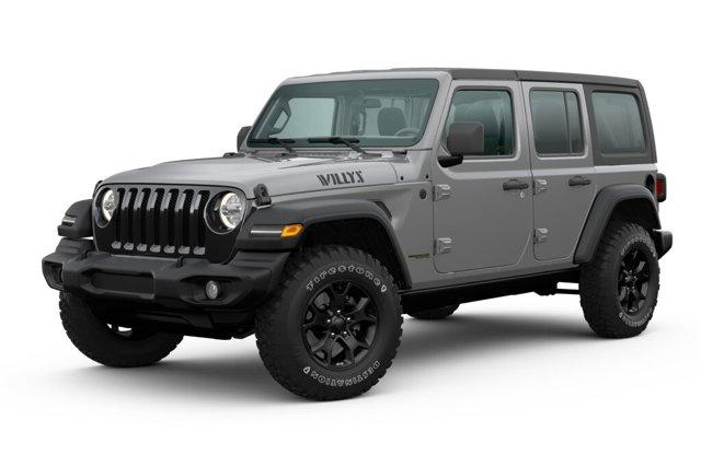 New 2020 Jeep Wrangler Unlimited in Little Falls, NJ