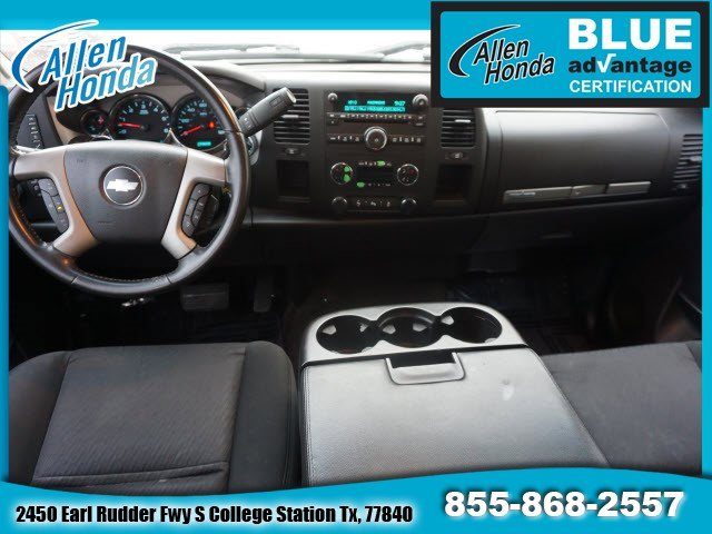 Used 2013 Chevrolet Silverado 1500 in College Station, TX