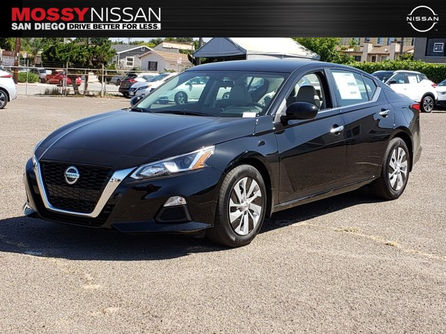 2020 Nissan Altima 2.5 S FWD 2.5 S Sedan Regular Unleaded I-4 2.5 L/152 [6]
