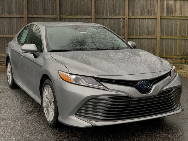 New 2020 Toyota Camry Hybrid in High Point, NC