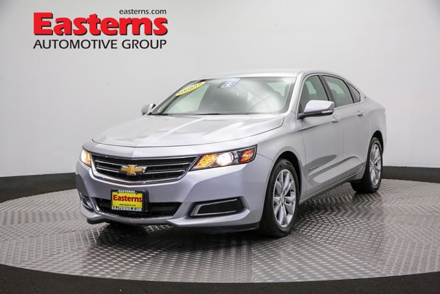 2016 Chevrolet Impala LT 4dr Car
