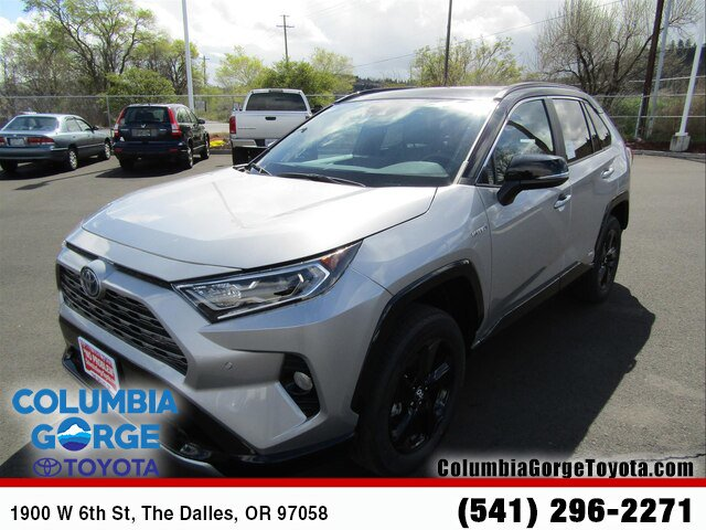 New 2020 Toyota RAV4 Hybrid in The Dalles, OR