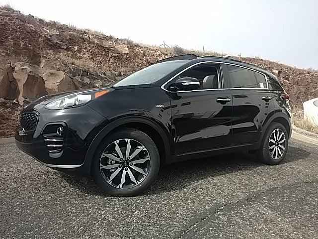 New 2019 KIA Sportage in Prescott Valley, AZ