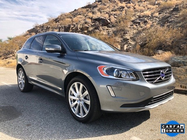 2017 Volvo XC60 Inscription T6 AWD Inscription Turbo/Supercharger Premium Unleaded I-4 2.0 L/120 [9]