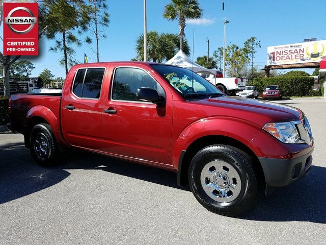 Used 2018 Nissan Frontier in Cape Coral, FL