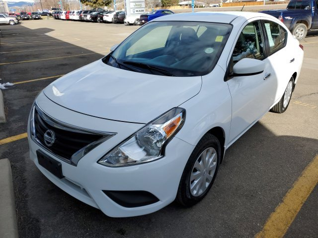 Used 2017 Nissan Versa in Fort Collins, CO