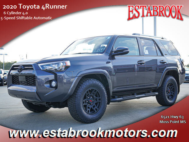 New 2020 Toyota 4Runner in Moss Point, MS