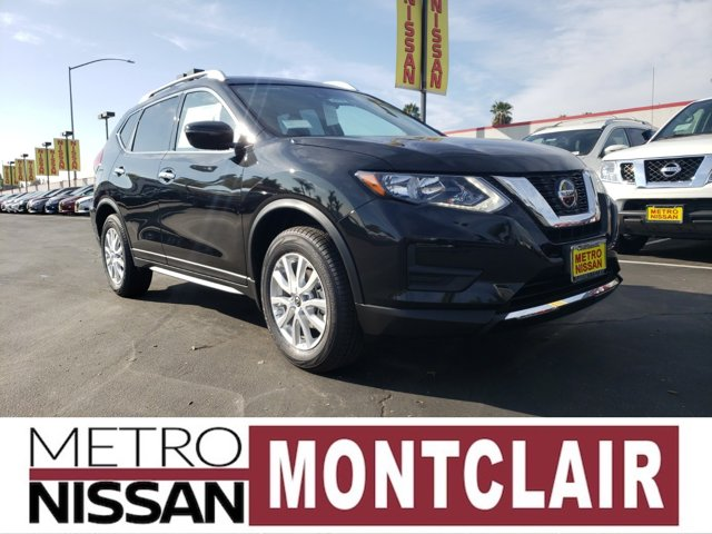 2020 Nissan Rogue S FWD S Regular Unleaded I-4 2.5 L/152 [2]