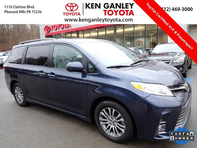 Used 2020 Toyota Sienna in Cleveland, OH