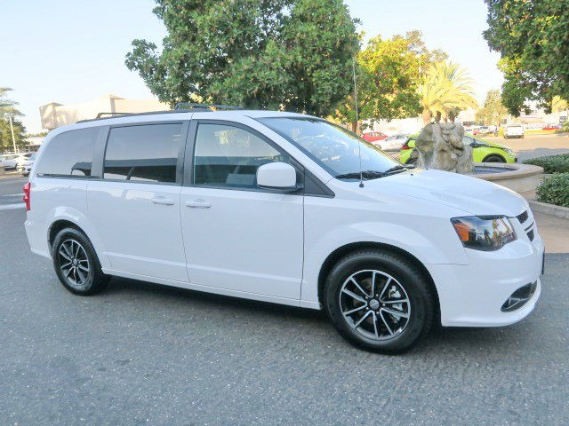 Used 2018 Dodge Grand Caravan GT Wagon