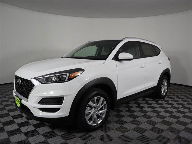 2021 Hyundai Tucson Value Value FWD Regular Unleaded I-4 2.0 L/122 [2]