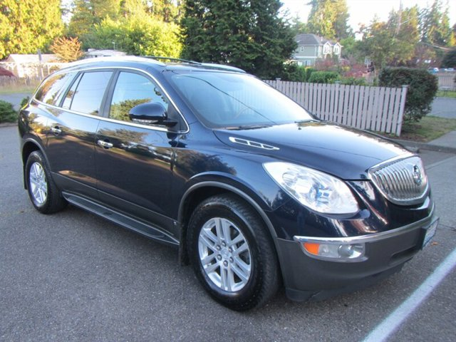 Used 2009 Buick Enclave AWD 4dr CX