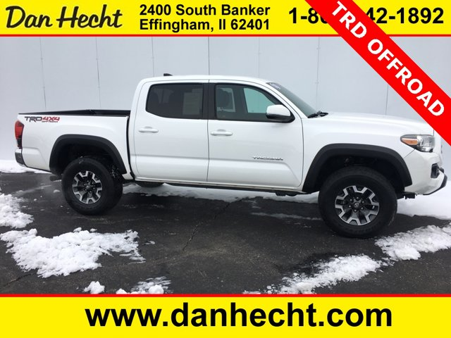 Used 2018 Toyota Tacoma in Effingham, IL