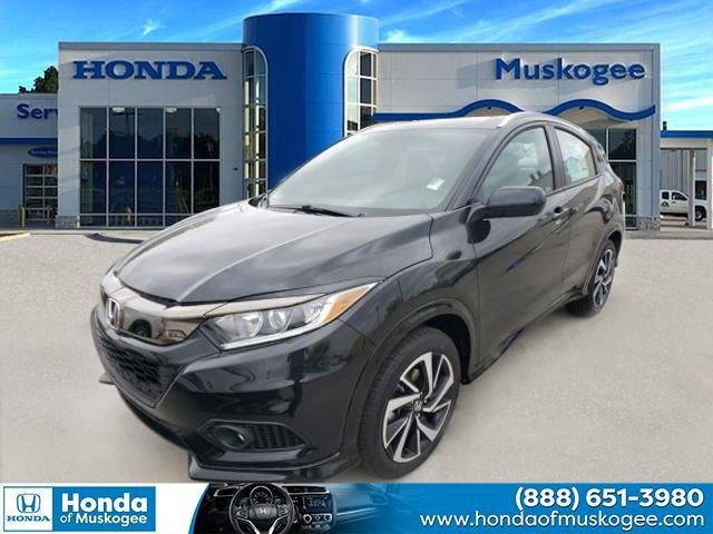 New 2019 Honda HR-V in Muskogee, OK