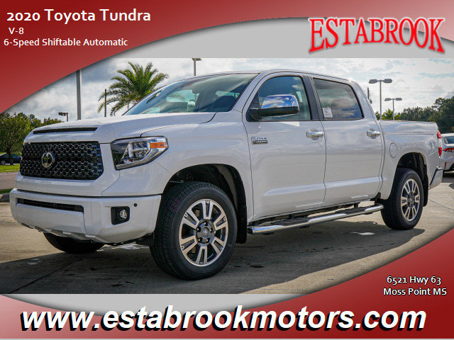 New 2020 OTHER TUNDRA in Moss Point, MS
