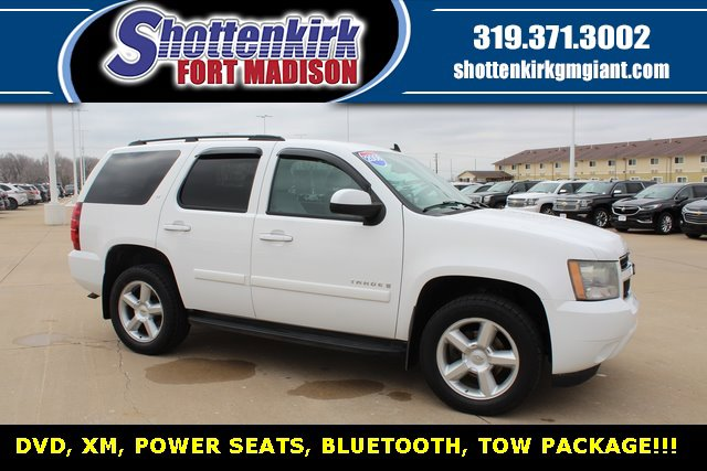 Used 2008 Chevrolet Tahoe in Fort Madison, IA