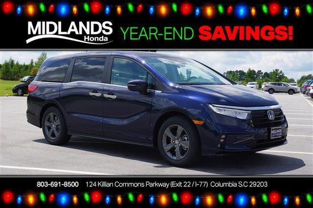 2021 Honda Odyssey EX EX Auto Regular Unleaded V-6 3.5 L/212 [4]