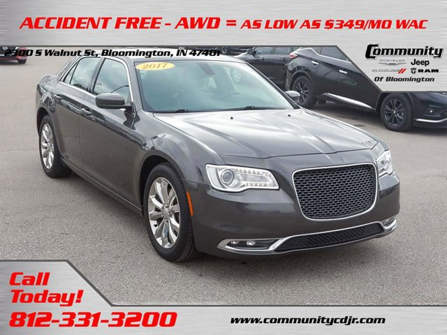 Used 2017 Chrysler 300 in Bloomington, IN