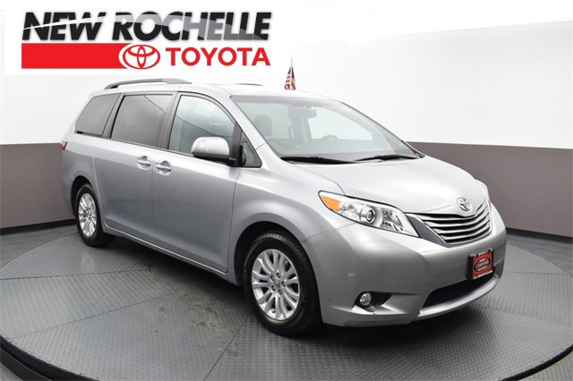 Used 2017 Toyota Sienna in New Rochelle, NY
