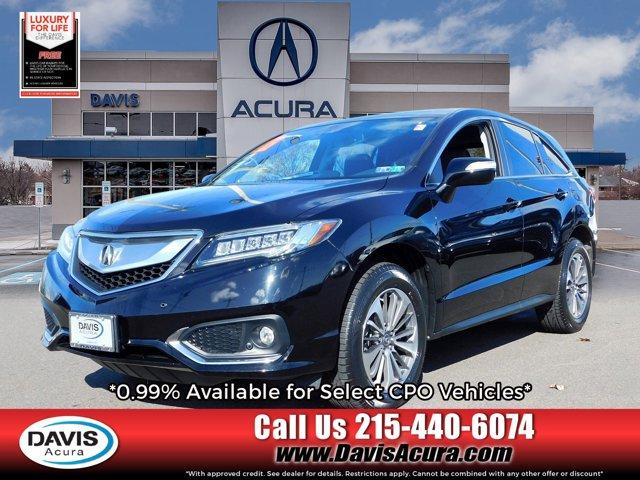 Used 2016 Acura RDX in Langhorne, PA