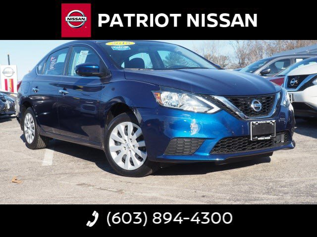 Used 2018 Nissan Sentra in Salem, NH
