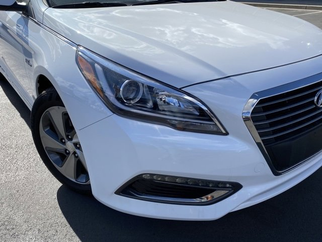2017 Hyundai Sonata Plug-in Hybrid photo