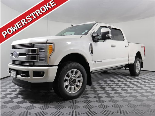 2019 Ford Super Duty F-350 SRW Limited Pickup 4D 6 3/4 ft