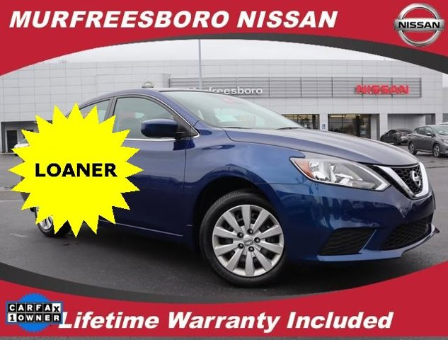 Used 2019 Nissan Sentra in Murfreesboro, TN