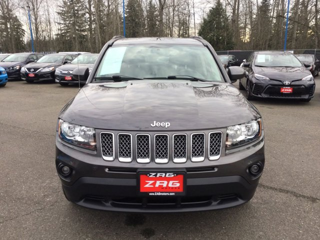 Used 2015 Jeep Compass 4WD 4dr Latitude
