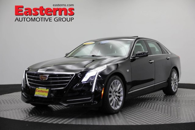 2017 Cadillac CT6  4dr Car