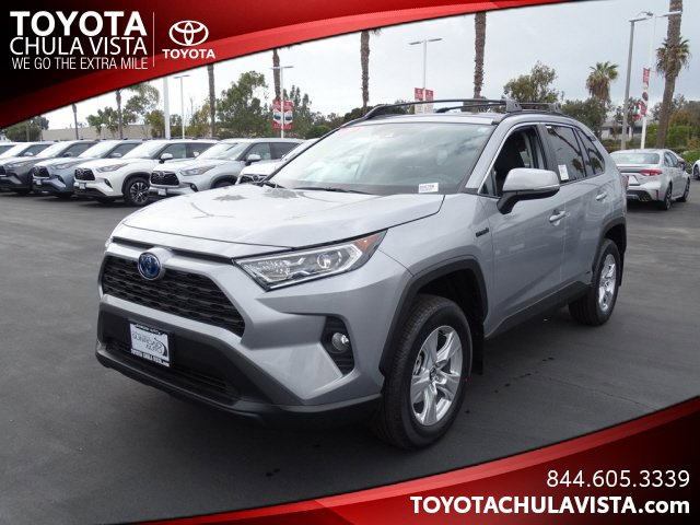 New 2020 Toyota RAV4 Hybrid in Chula Vista, CA