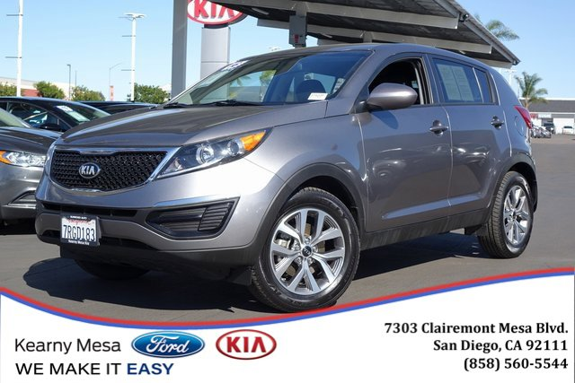 Used 2016 KIA Sportage in Chula Vista, CA