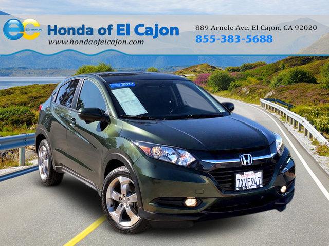 Used 2017 Honda HR-V in El Cajon, CA