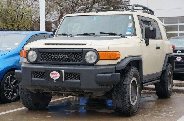 Used 2010 Toyota FJ Cruiser in Dallas, TX