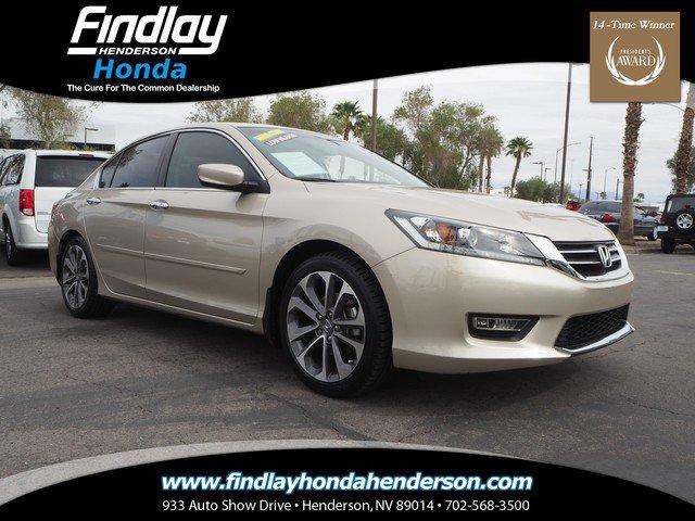 Used 2013 Honda Accord Sedan in Las Vegas, NV