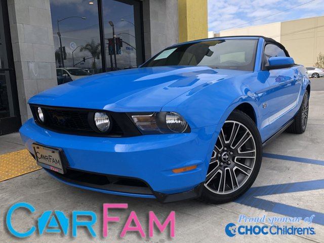 Used 2010 Ford Mustang in Rialto, CA