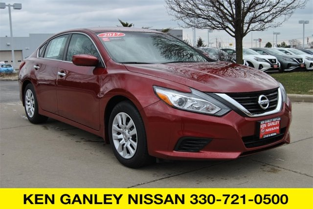 Used 2017 Nissan Altima in Medina, OH