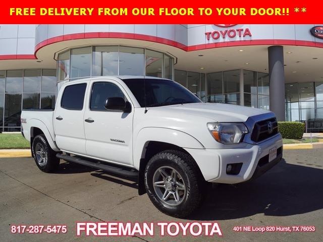 Used 2014 Toyota Tacoma in Hurst, TX