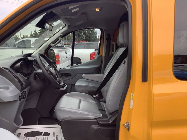 Used 2019 Ford Transit Van T-250 148 Low Rf 9000 GVWR Swing-Out RH Dr
