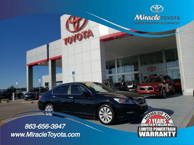 Used 2013 Honda Accord Sedan in Haines City, FL